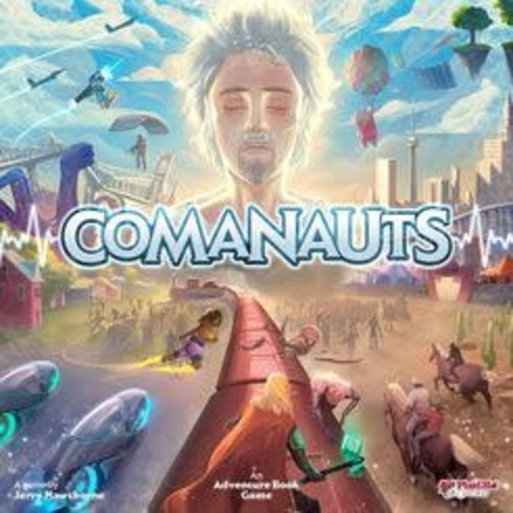 Comanauts Board Game