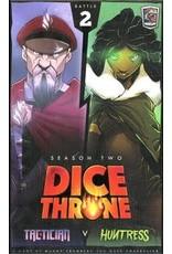 Dice Throne Season Two: Tactician v. Huntress