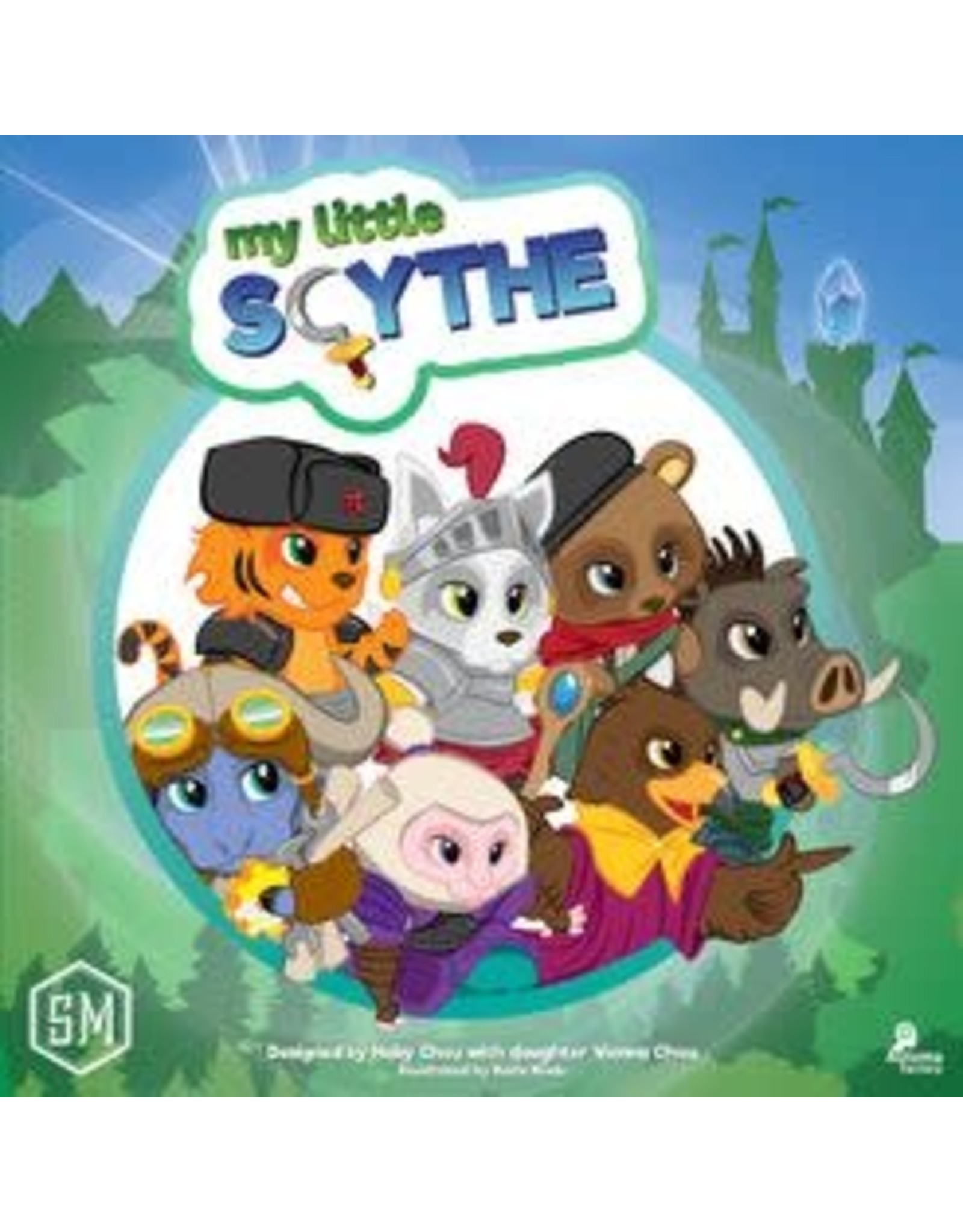 My Little Scythe Board Game