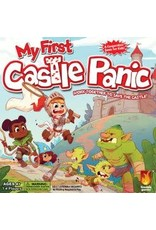 My First Castle Panic Board Game