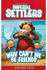 Imperial Settlers: Why Can't We Be Friends Board Game