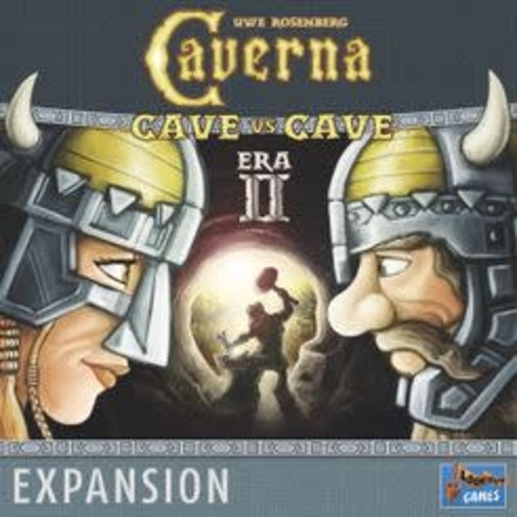 Caverna: Cave vs Cave Era 2 Expansion