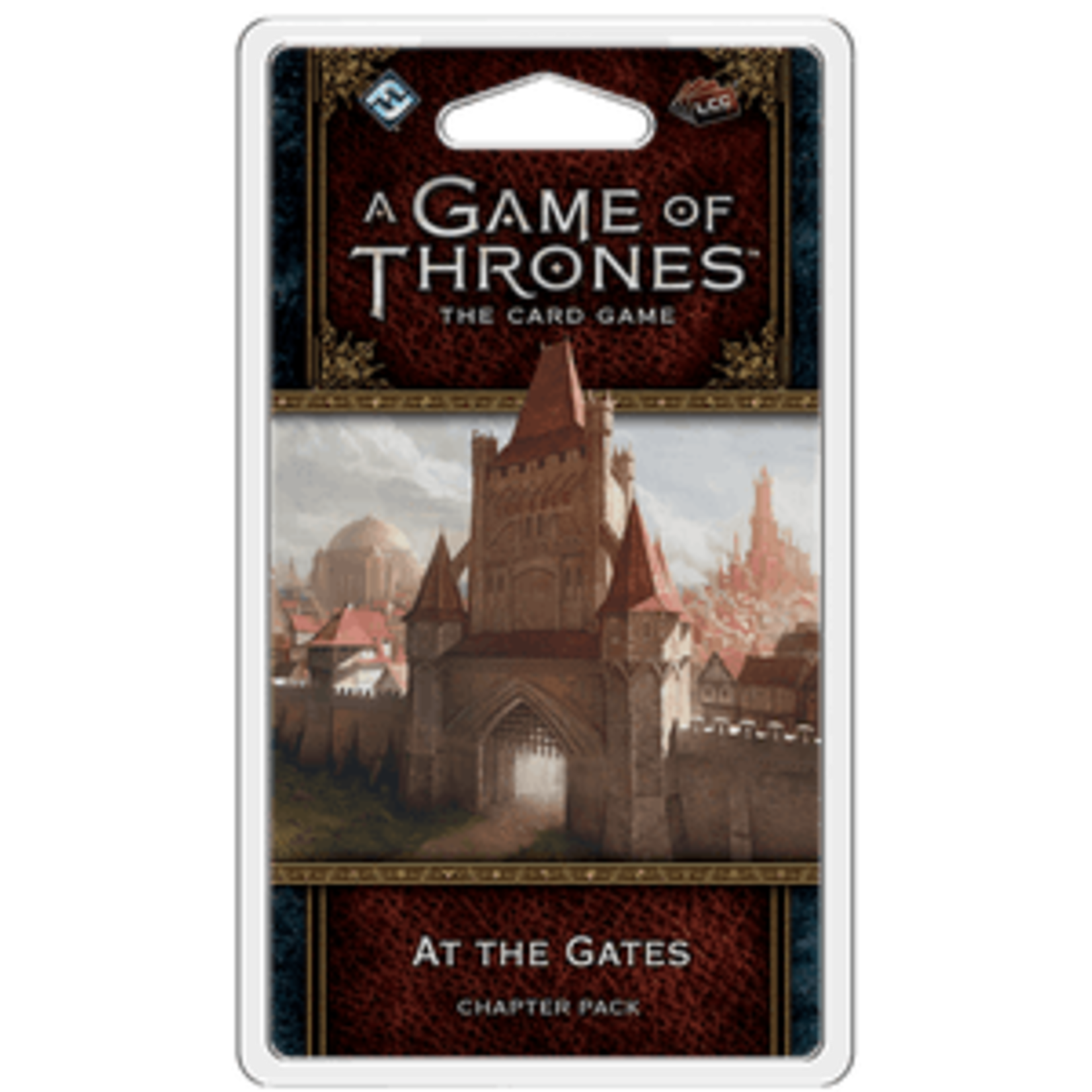 Game of Thrones LCG At The Gates Chapter Pack