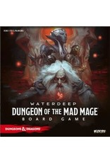 Dungeons & Dragons Adventure Board Game: Dungeon of the Mad Mage