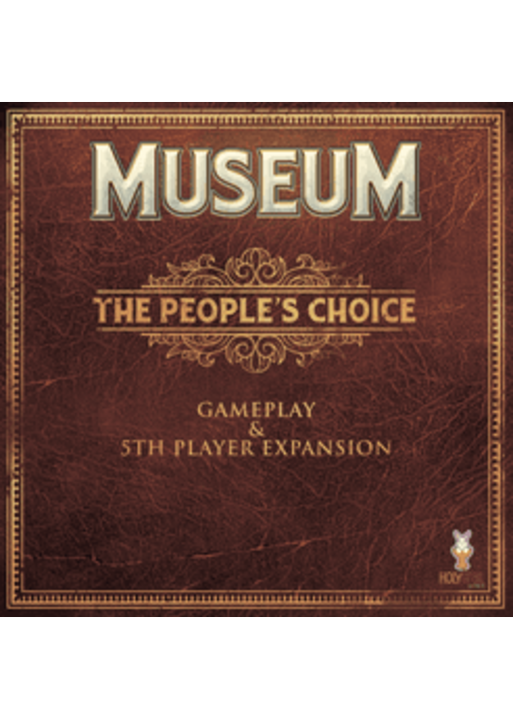 Museum Peoples Choice Expansion Board Game