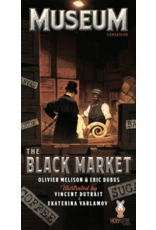 Museum The Black Market Expansion Board Game