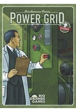 Power Grid Recharged Board Game