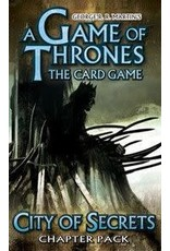 Game of Thrones LCG City of Secrets Chapter Pack