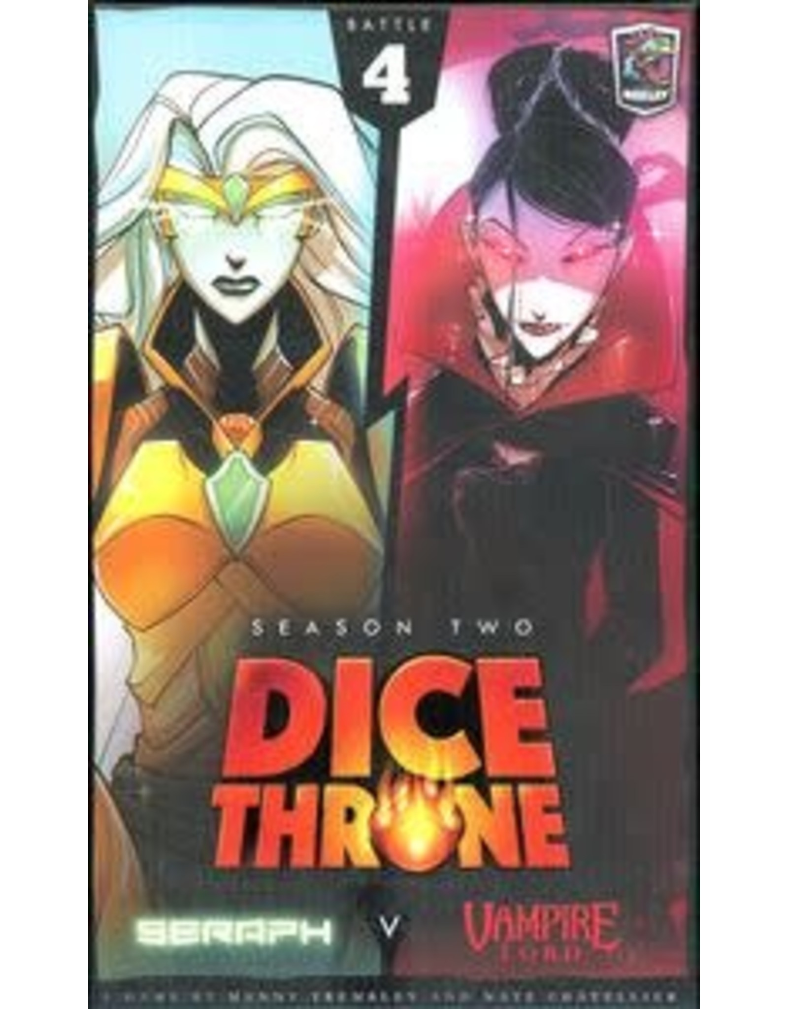 Dice Throne Season Two: Seraph vs. Vampire Lord Expansion