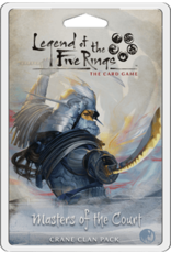 Legend of the Five Rings LCG: Masters of the Court- Crane Clan Pack