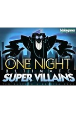 One Night: Ultimate Super Villains Board Game