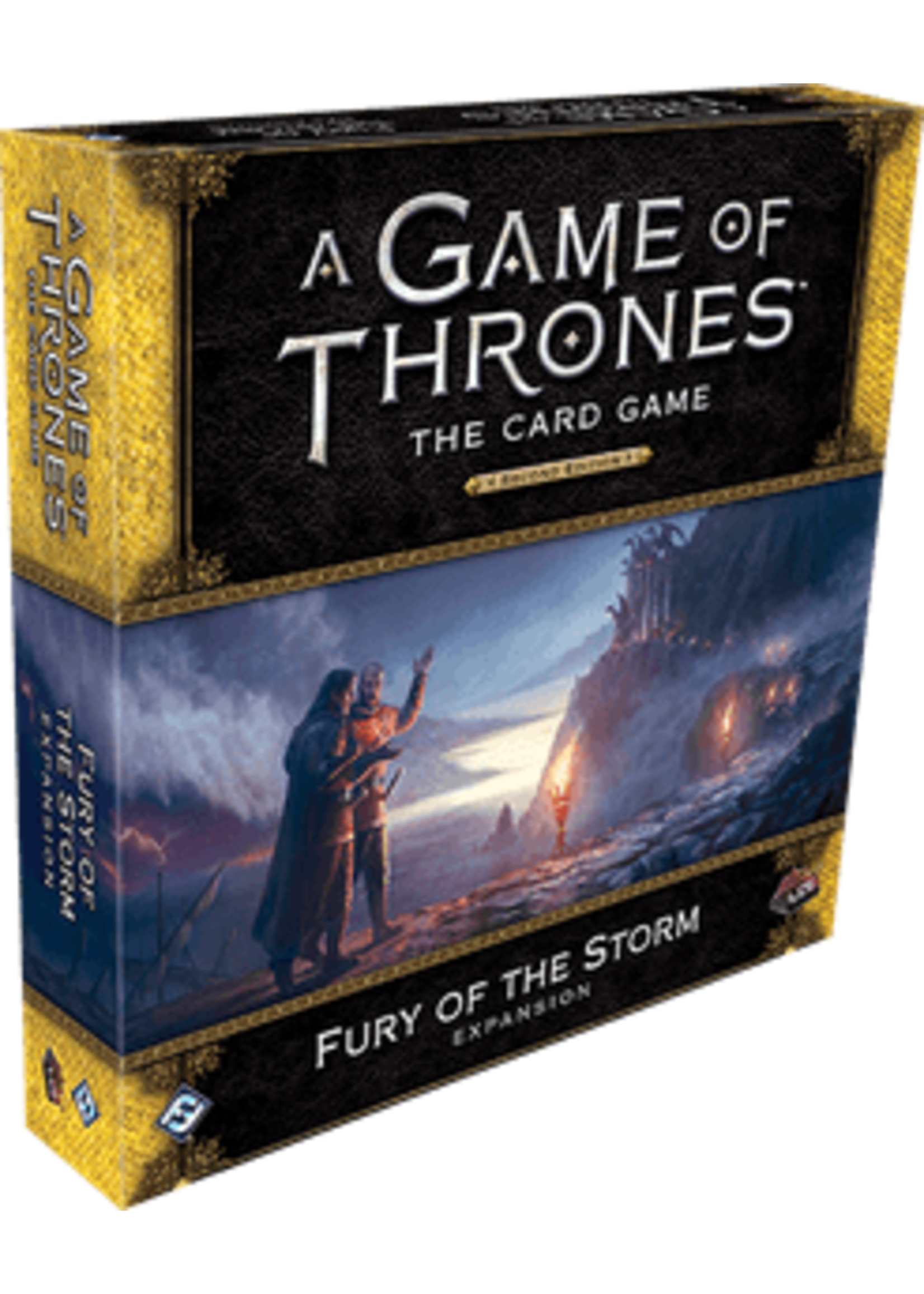 Game of Thrones LCG: Fury of the Storm Expansion