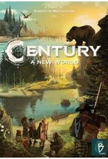 Century A New World Board Game