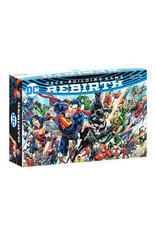 DC Comics Deck-Building Game: Rebirth (New Edition)