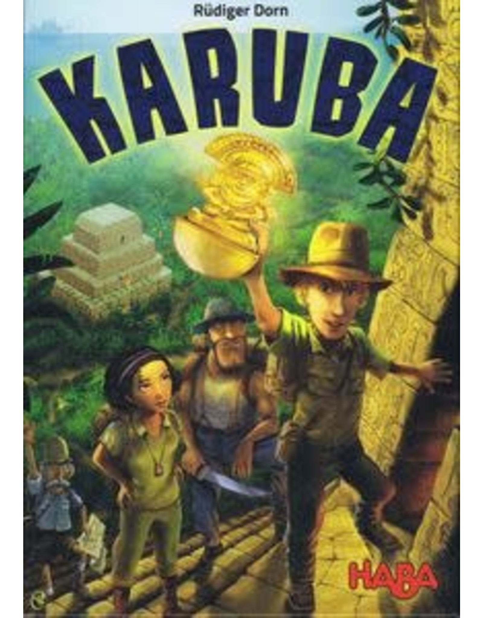 Karuba Board Game