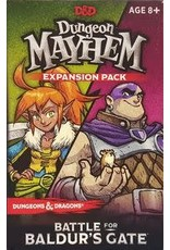 Dungeon Mayhem: Battle for Baldur's Gate Board Game