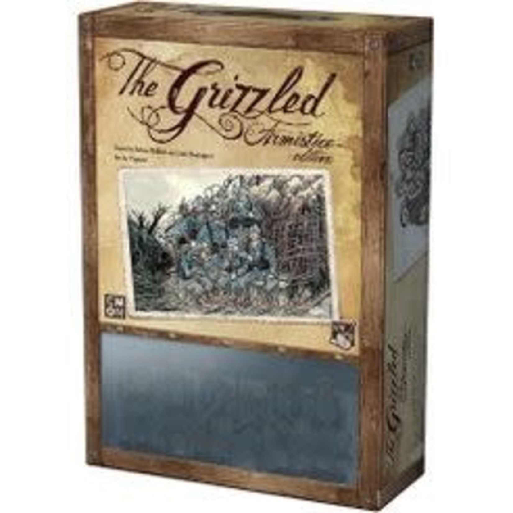 The Grizzled: Armistice Edition Card Game