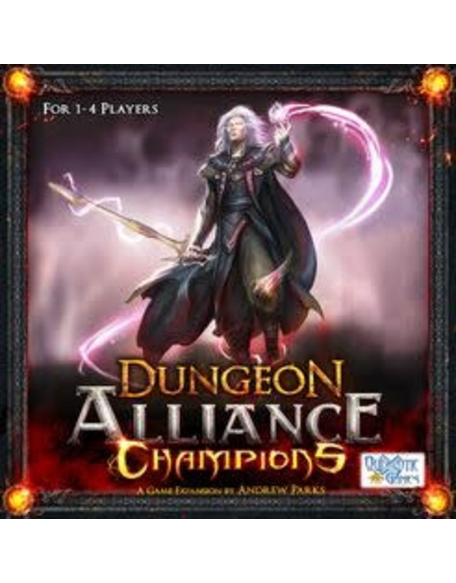 Dungeon Alliance Champions Board Game