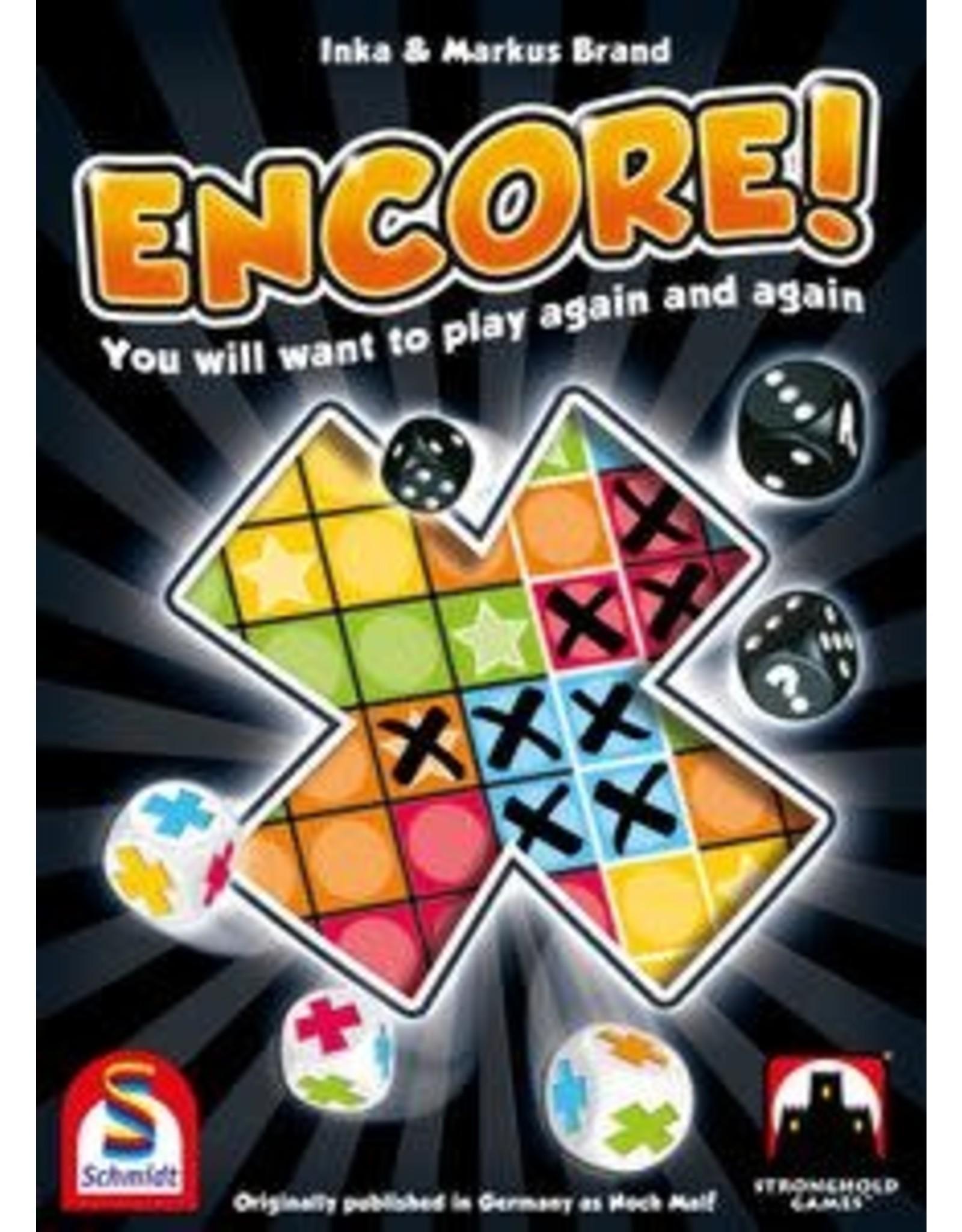 Encore! Board Game