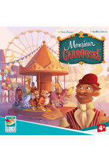 Monsieur Carrousel Board Game