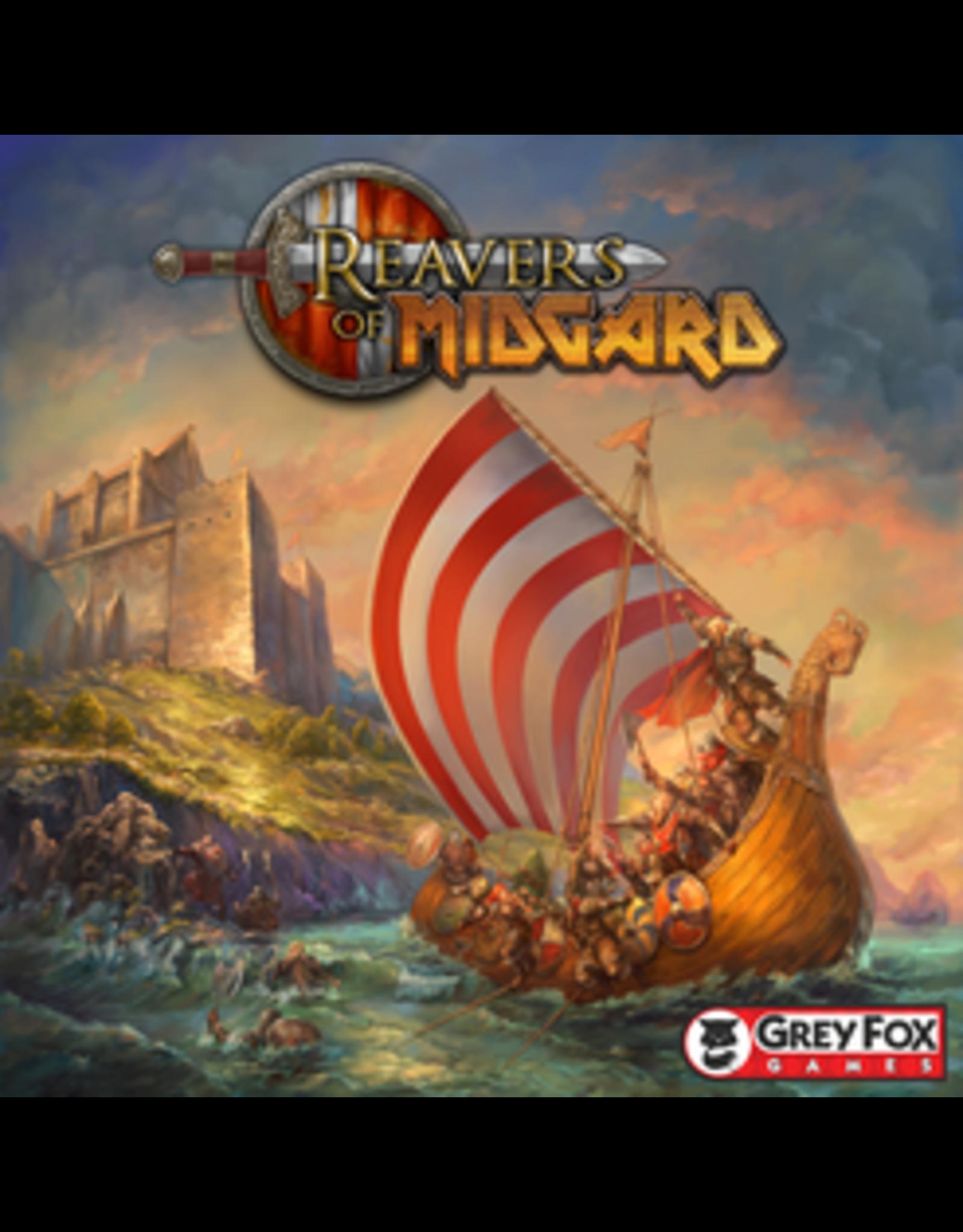 Reavers of Midgard Board Game