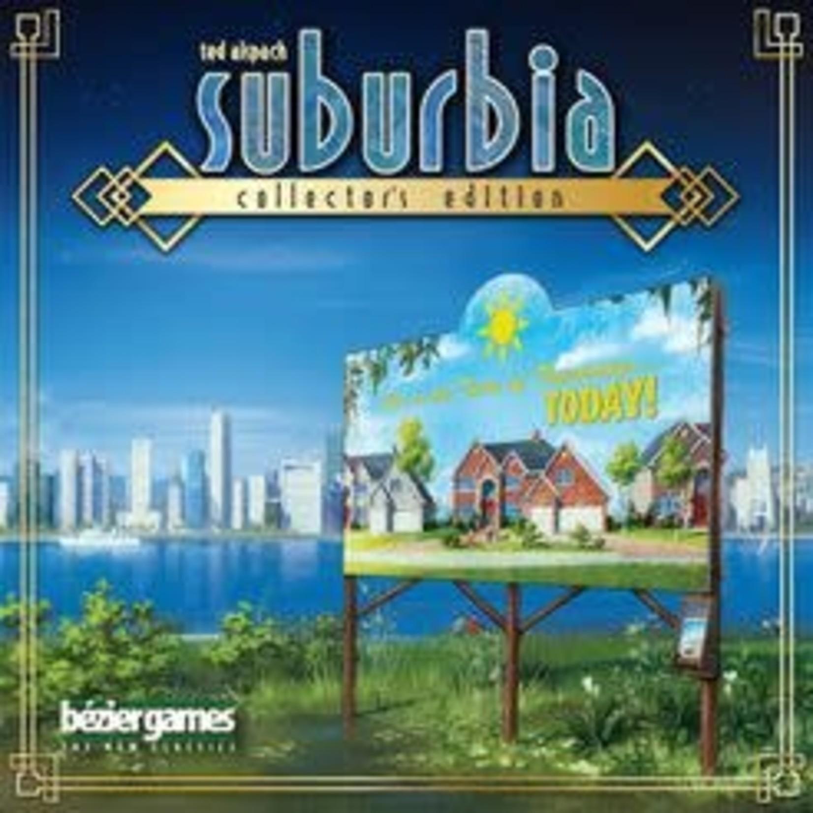 Suburbia (Collectors Edition) Board Game