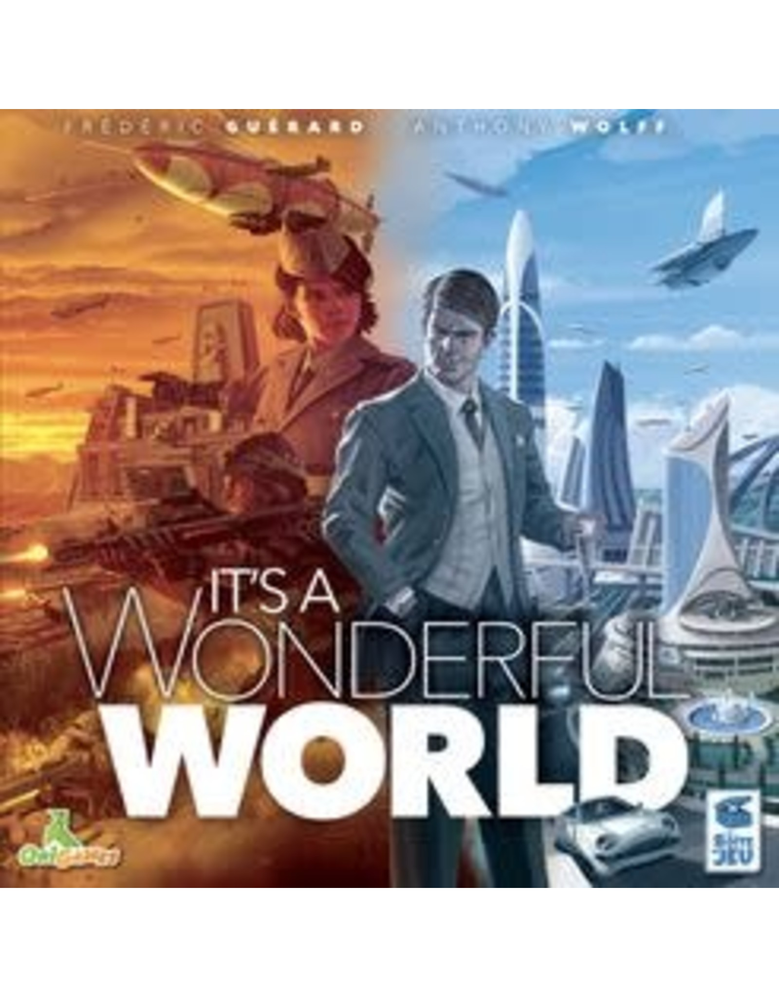 It's a Wonderful World Board Game