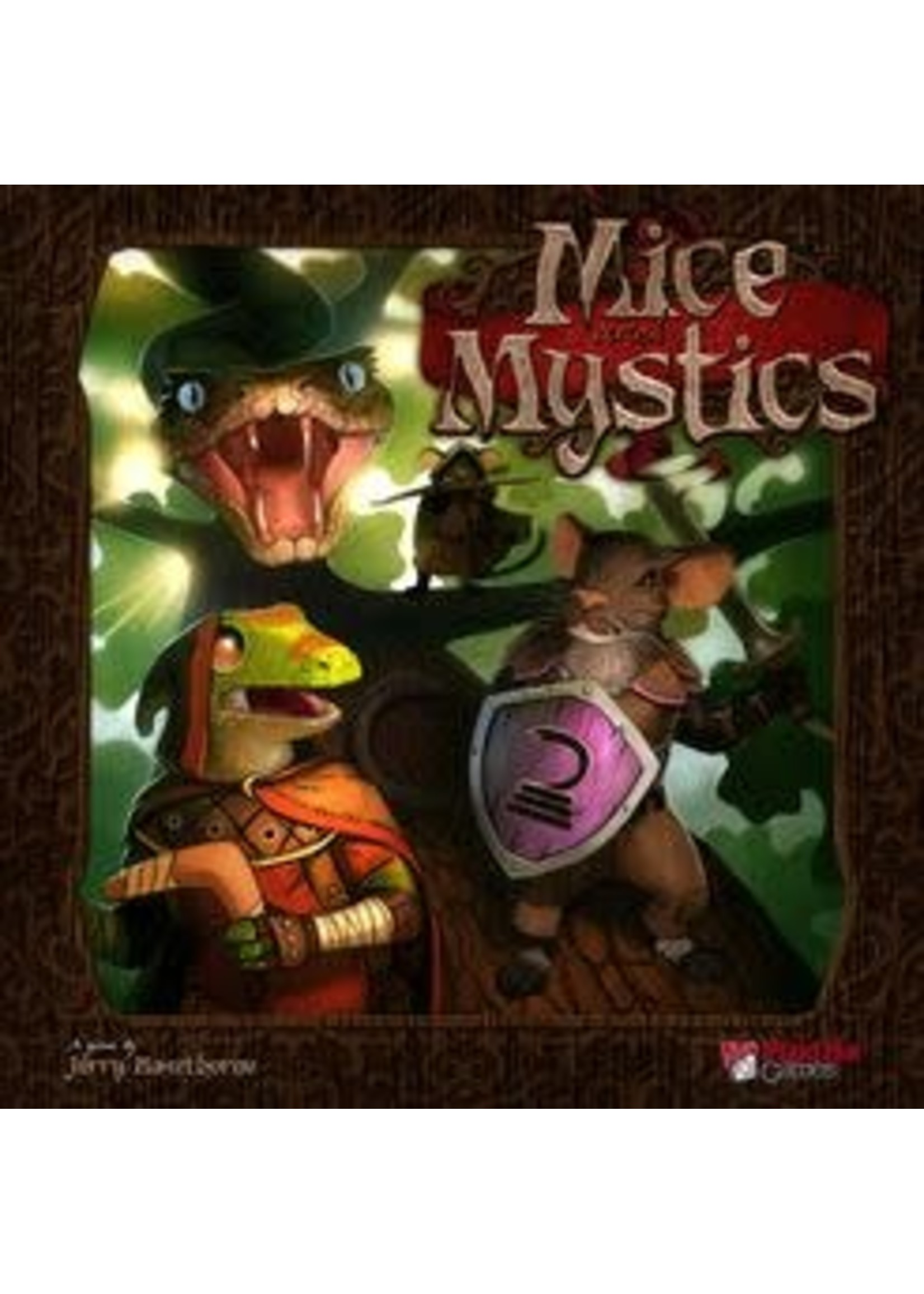 Mice and Mystics: Downwood Tales Board Game Expansion