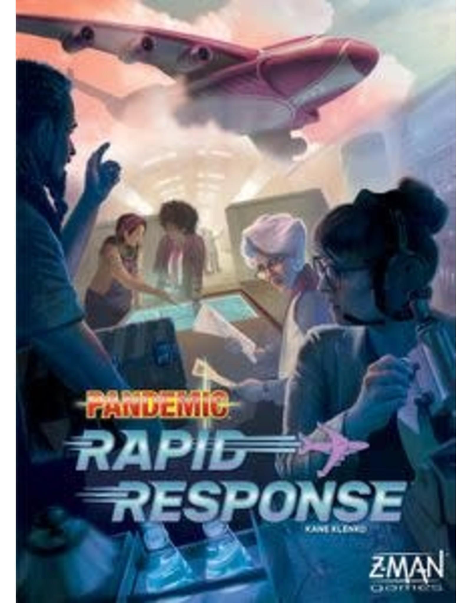 Pandemic Rapid Response Board Game