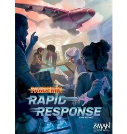 Pandemic Rapid Response Board Game