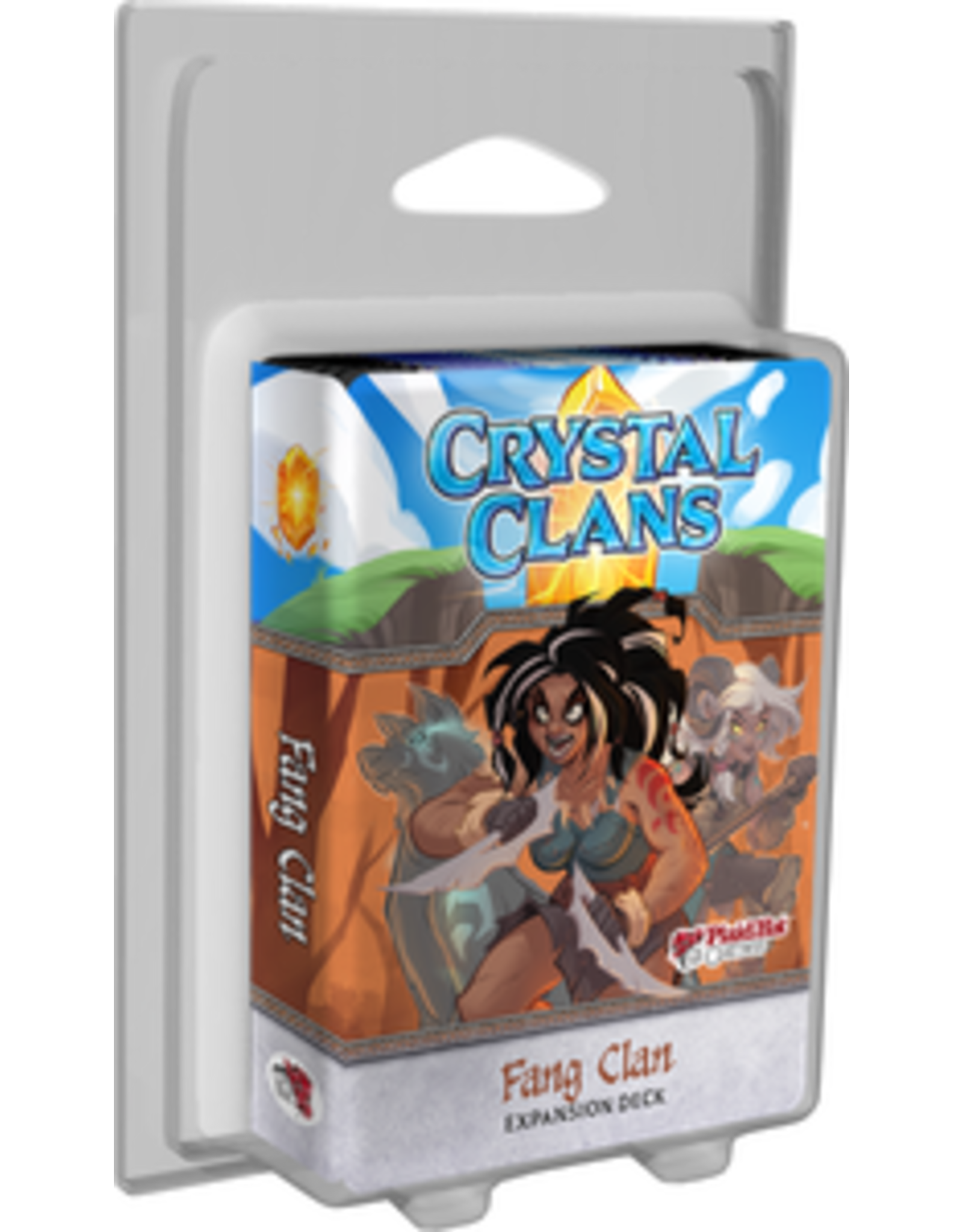 Crystal Clans: Fang Clan Expansion Deck