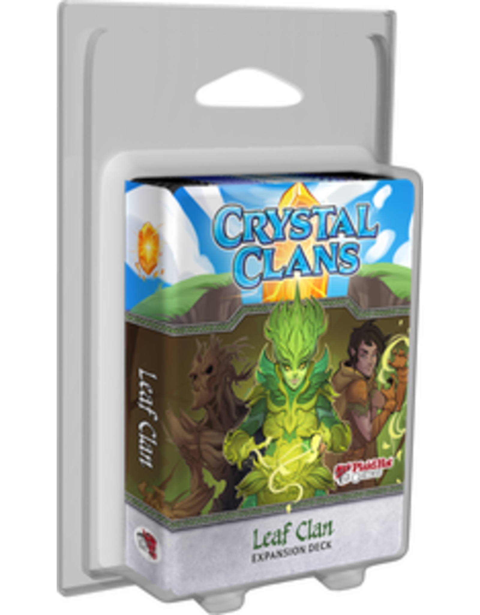 Crystal Clans: Leaf Clan Expansion Deck