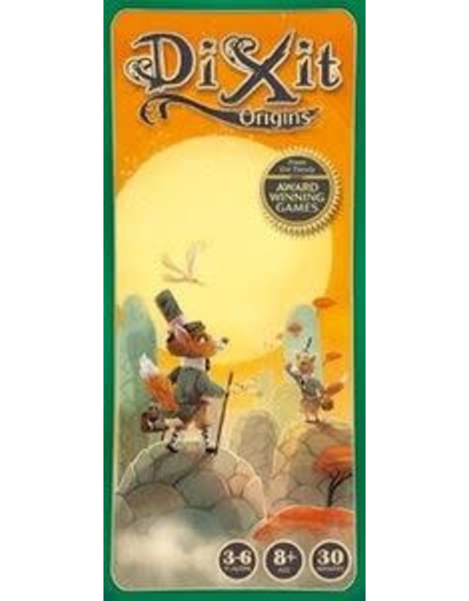 Dixit Origins Expansion Board Game