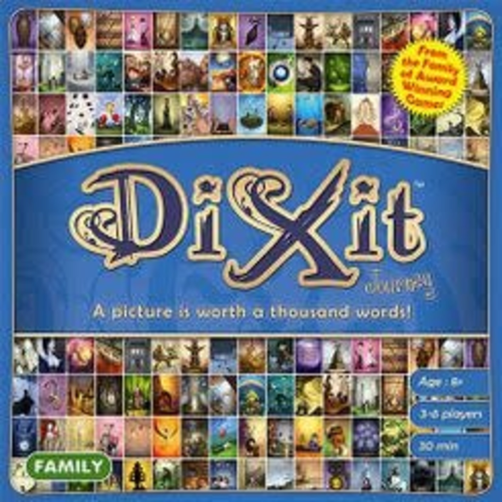 Dixit Journey Expansion