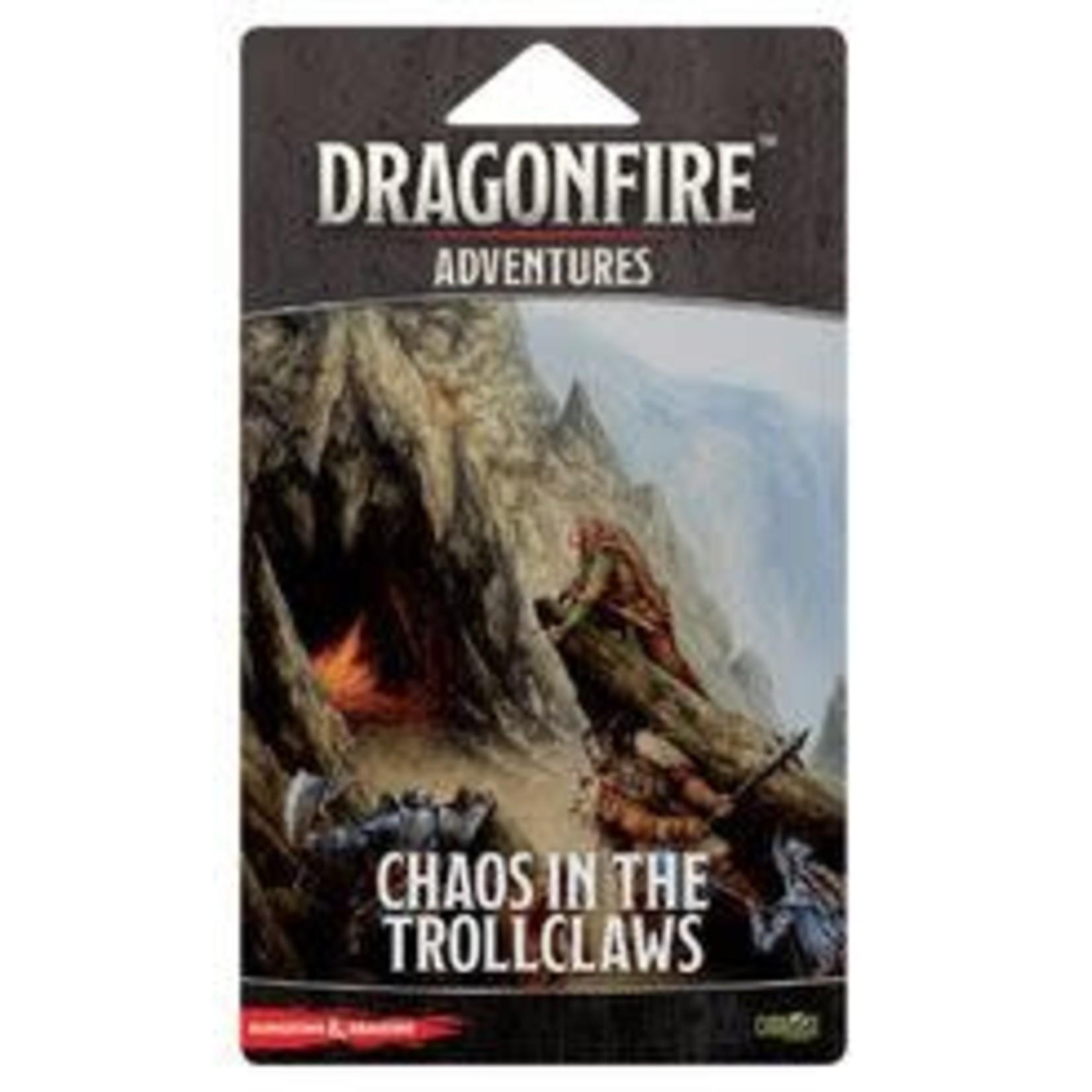 Dragonfire DBG Adventure: Chaos in the Trollclaws