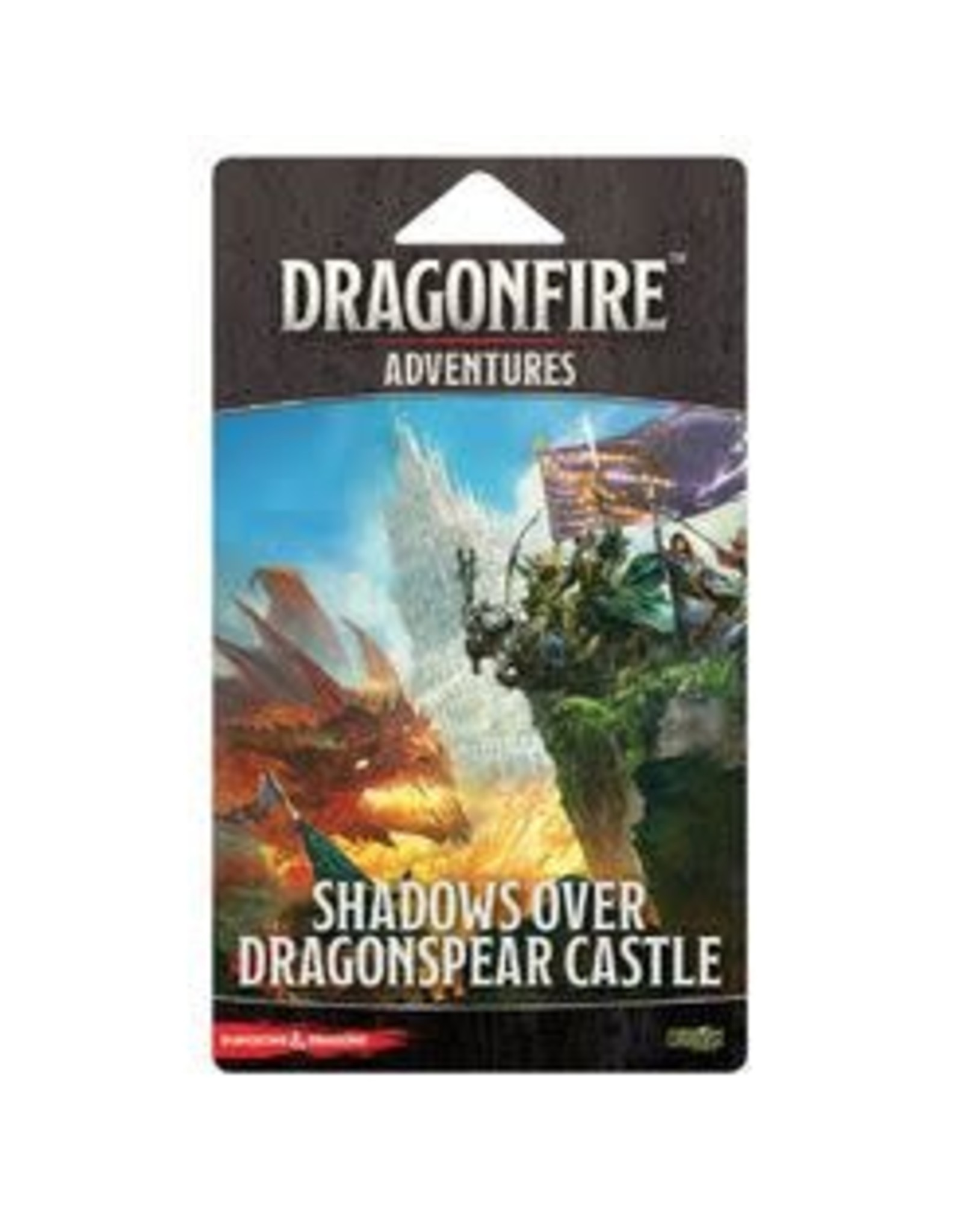 Dragonfire DBG Adventure: Shadows over Dragonspear Castle