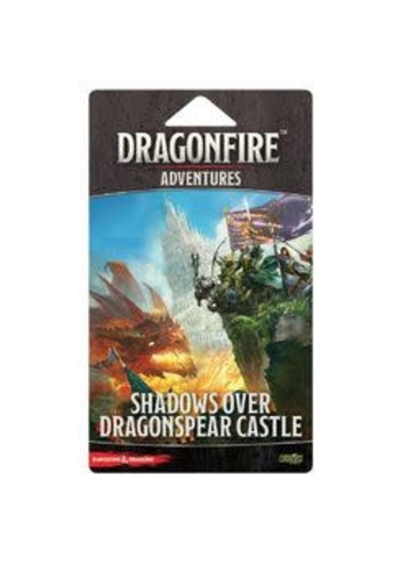Dragonfire DBG Adventure: Shadows over Dragonspear Castle