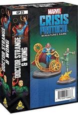 Marvel Crisis Protocol - Doctor Strange & Wong