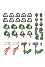 Salamanders Primaris Upgrades (40K)