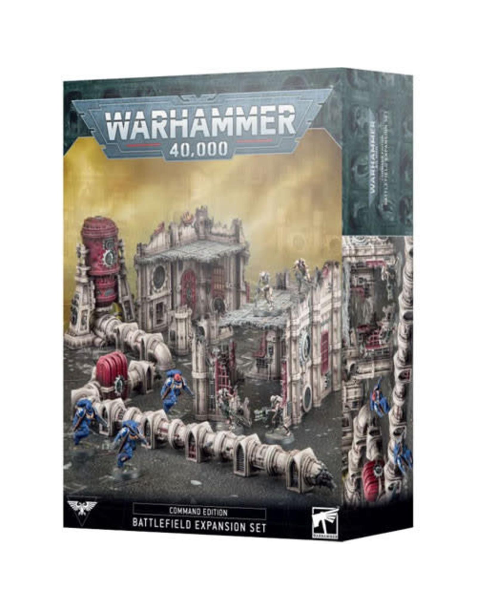 Games Workshop Command Edition Battlefield (40K)