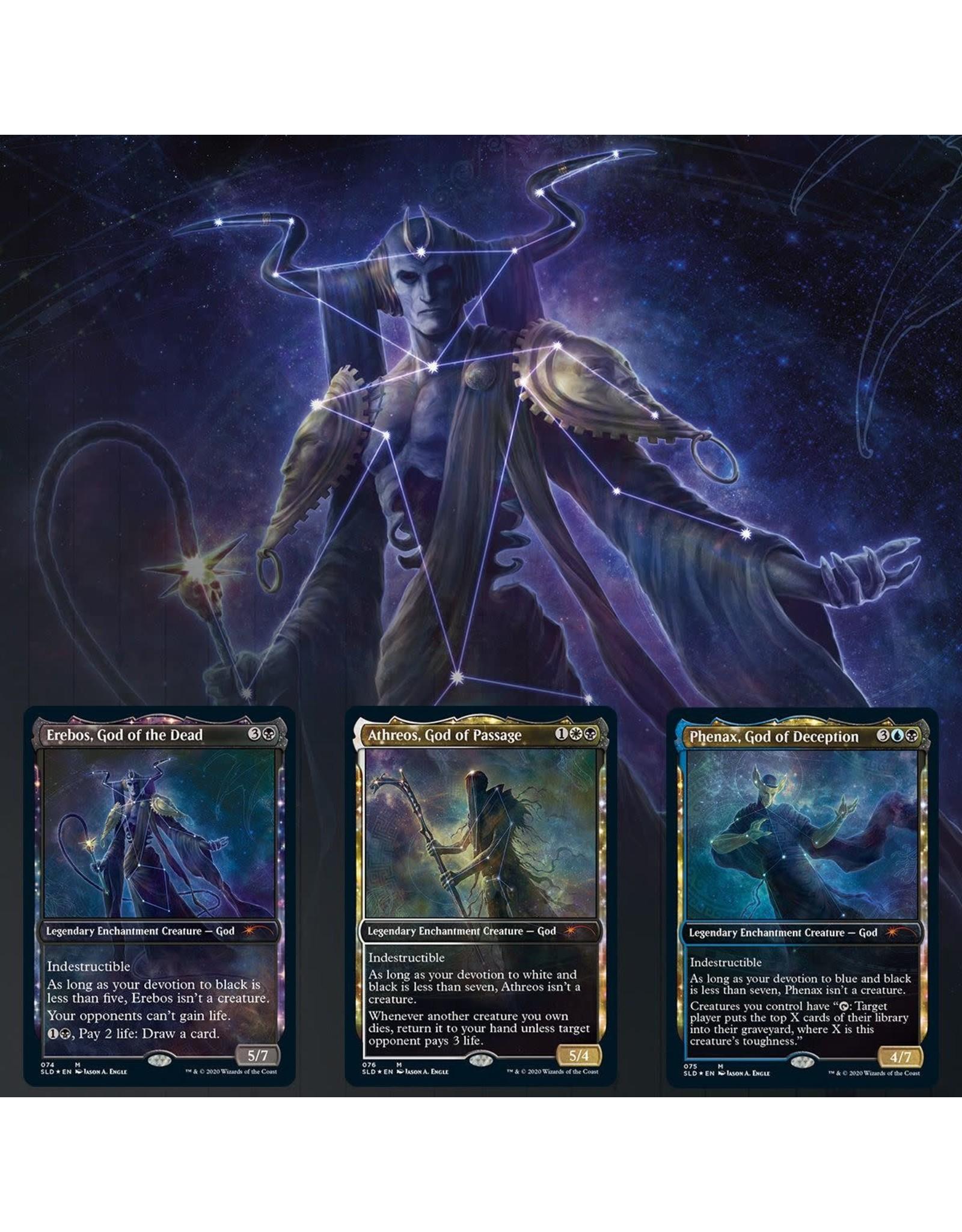 Wizards of the Coast Secret Lair Drop: Theros Stargazing: Vol.III (Erebos)