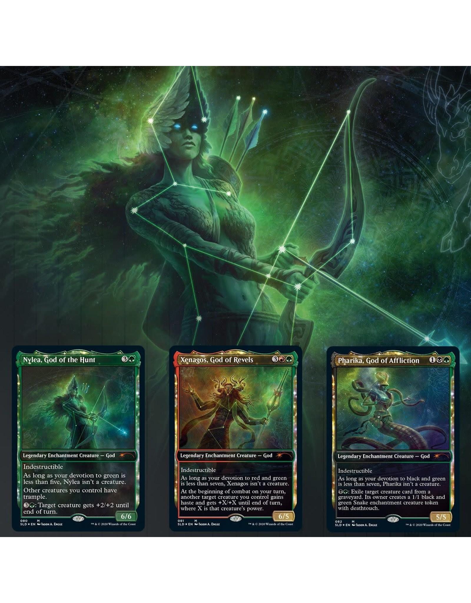 Wizards of the Coast Secret Lair Drop: Theros Stargazing: Vol.V (Nylea)