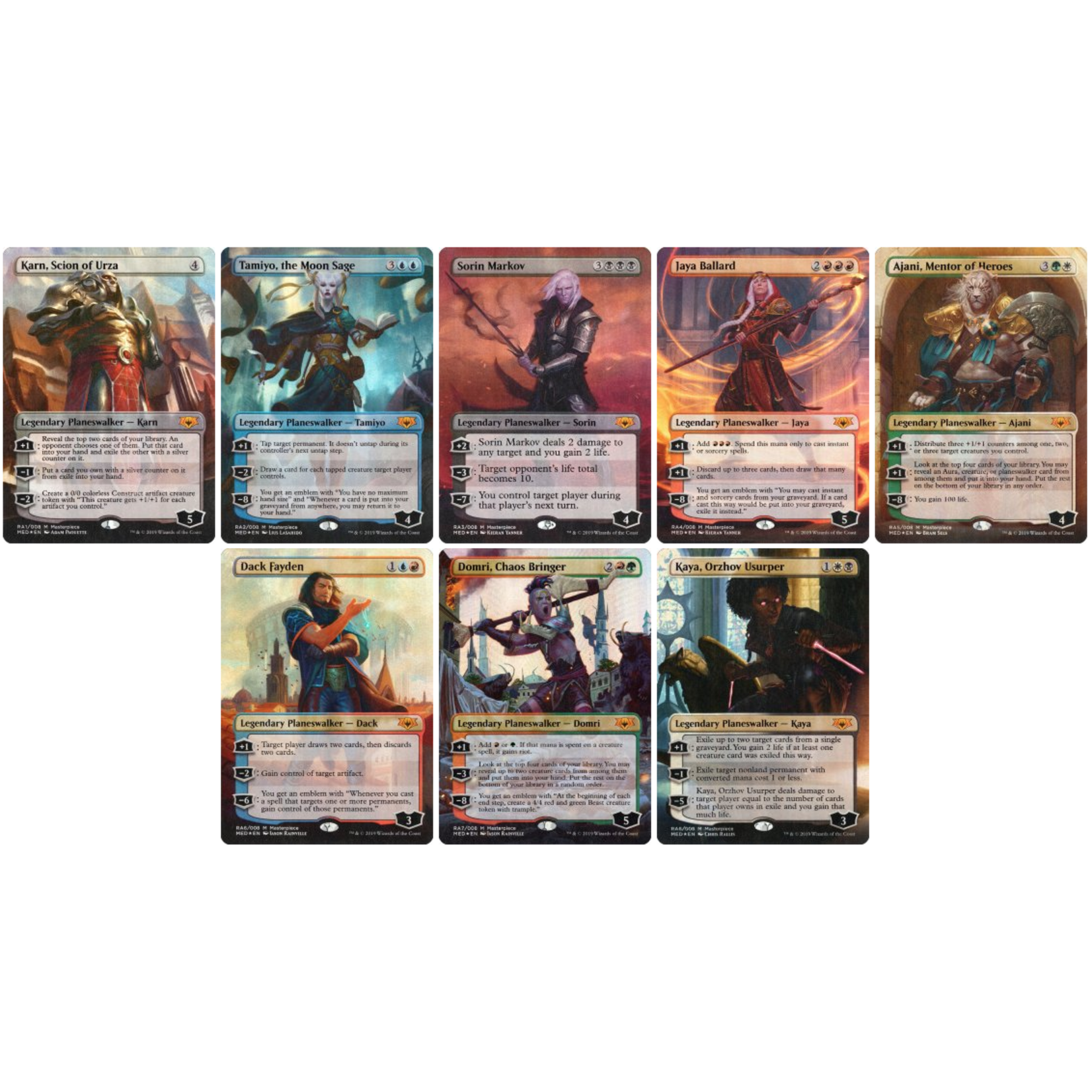 Wizards of the Coast Ravnica Allegiance: Mythic Edition