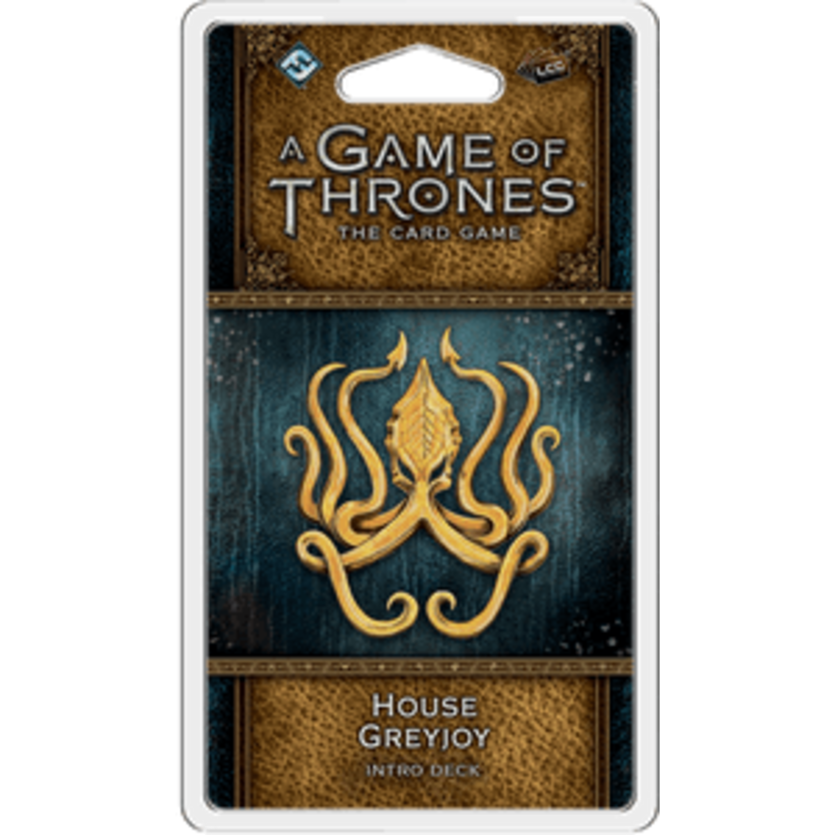 Game of Thrones LCG House Greyjoy Intro Deck