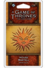 Game of Thrones LCG House Martell Intro Deck