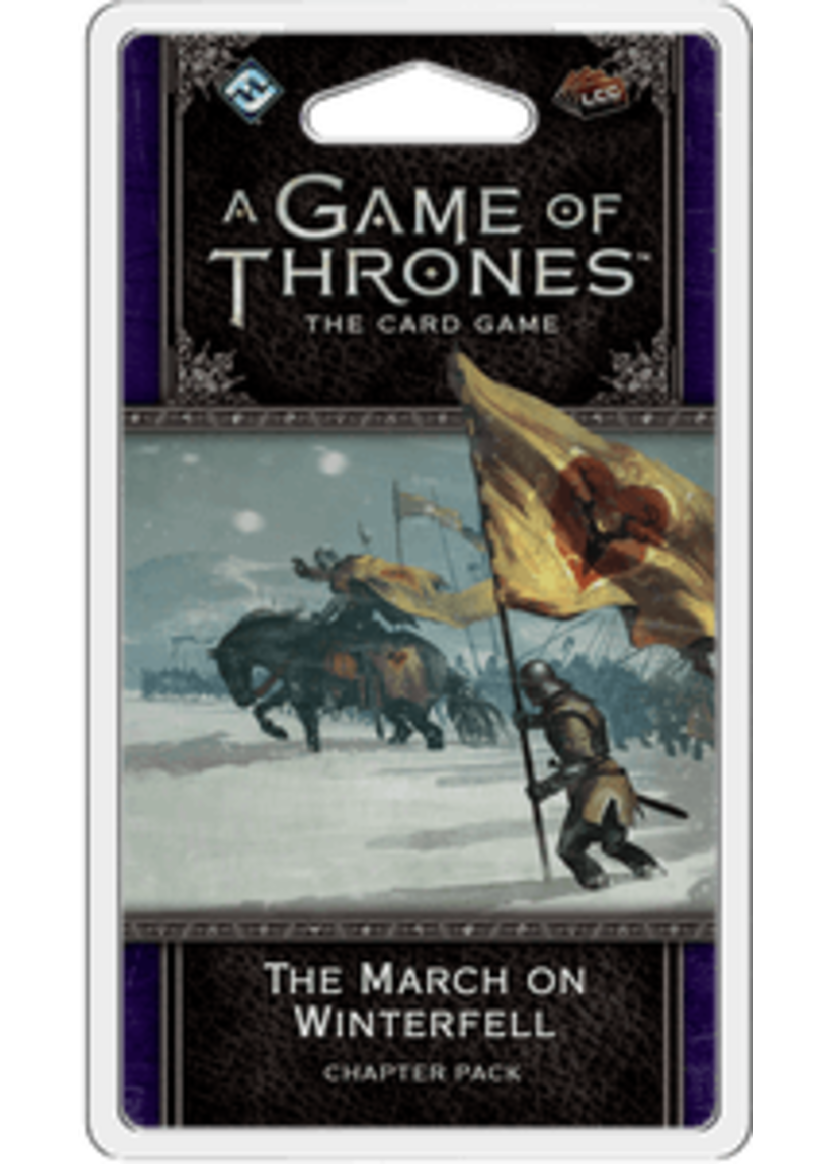 Game of Thrones LCG The March on Winterfell Chapter Pack