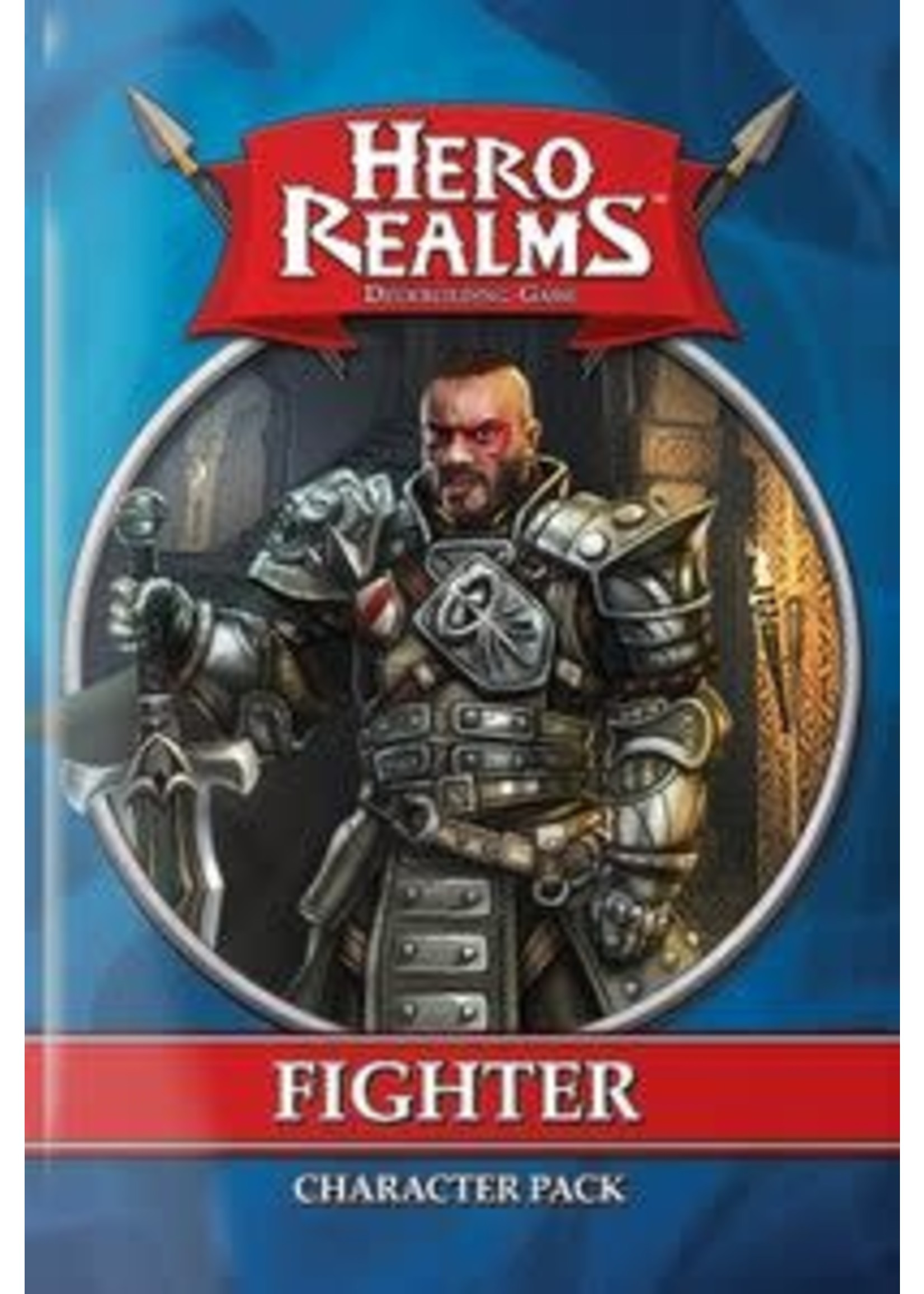 Hero Realms: Fighter Character Pack