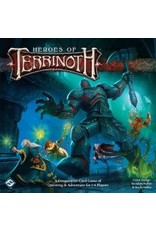 Heroes of Terrinoth Board Game