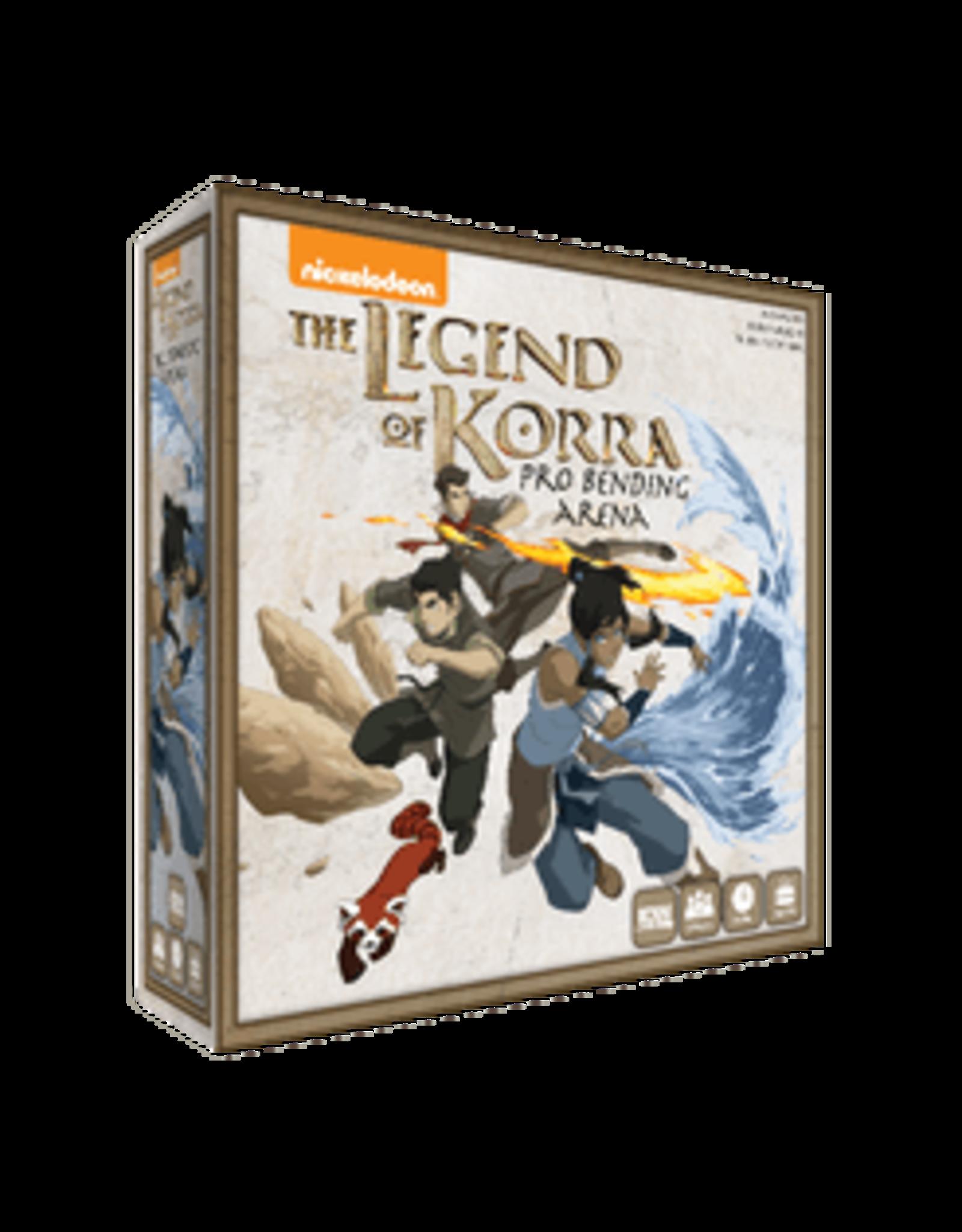 Legend of Korra: Pro-Bending Arena Board Game