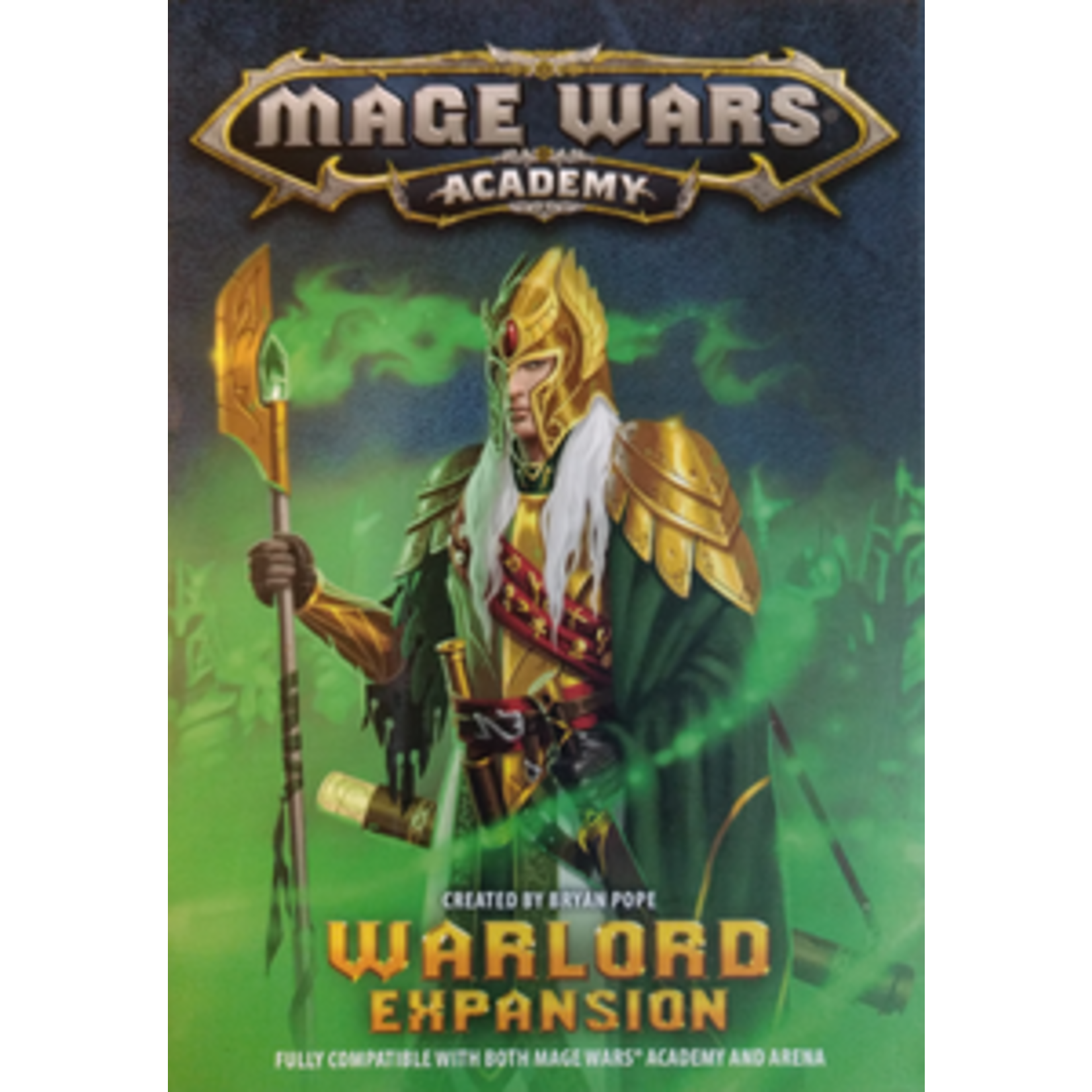 Mage Wars Academy Warlord Expansion
